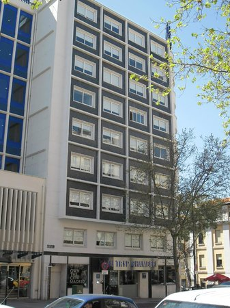 TRYP Madrid Chamberí Hotel: Fachada