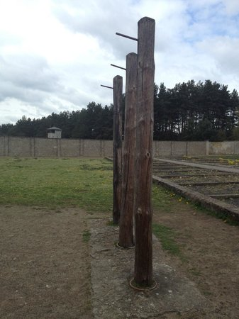 Mosaic Non-Profit Sachsenhausen Memorial Tours: Punishment Posts