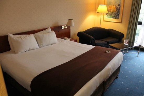 Croydon Park Hotel: Ma chambre