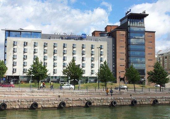 Radisson Blu Seaside Hotel, Helsinki: Radisson Blu Seaside - 15-08-2013