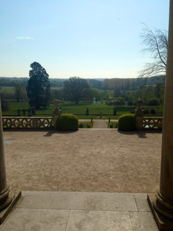 Buxted Park Hotel: Stunning setting!