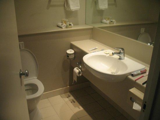 Sudima Hotel Lake Rotorua: Bathroom