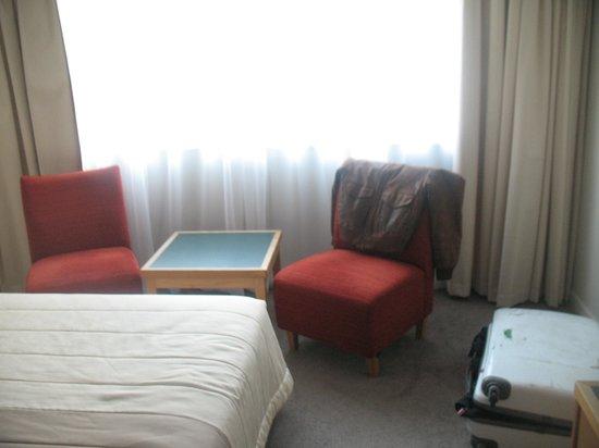 Sudima Hotel Lake Rotorua: Sofas