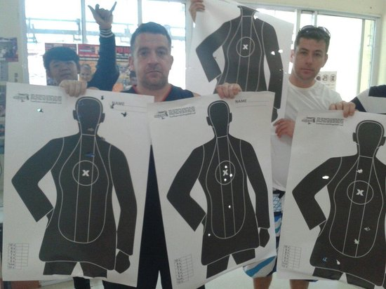 Samui shooting range : Great day out