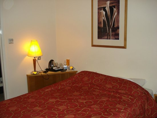 St Giles London - A St Giles Hotel: chambre