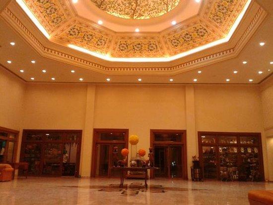 The Ummed Jodhpur: Hotel Lobby