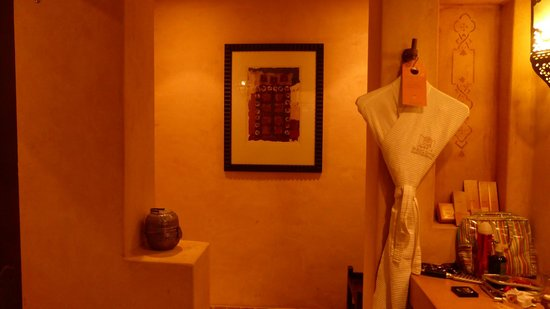 Bab Al Shams Desert Resort & Spa: Bathroom