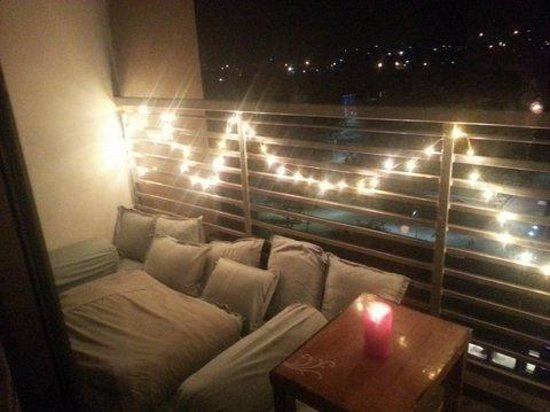 Gwalior Service Apartments : View from Balcony