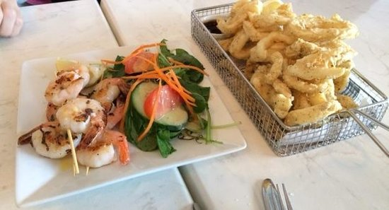 Sea Cow On The Bay : Delicious and good portion