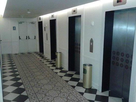 Herods Tel Aviv: Fast and convenient elevators