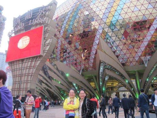 Hotel Lisboa Macau : Classic Lisboa