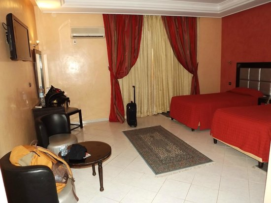 Meriem Hotel: double room