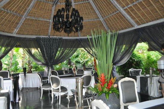 La Villa Mathis : Restaurant
