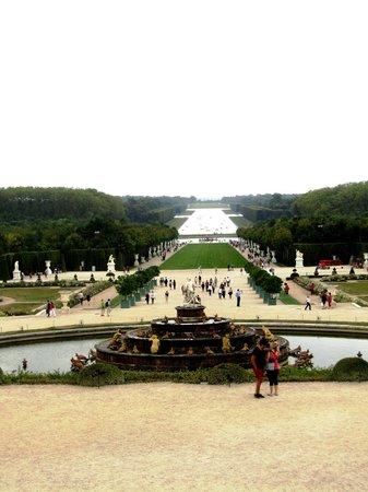Château de Versailles : водная система Версаля