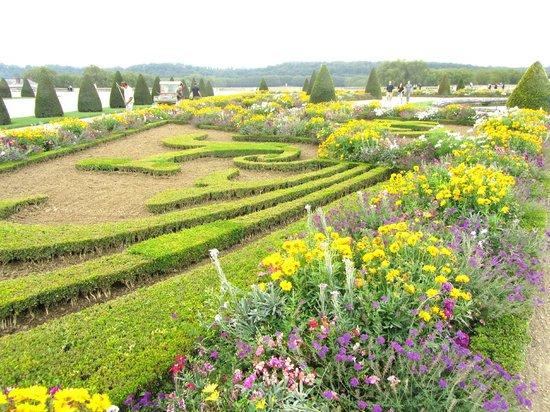 Château de Versailles : Сад