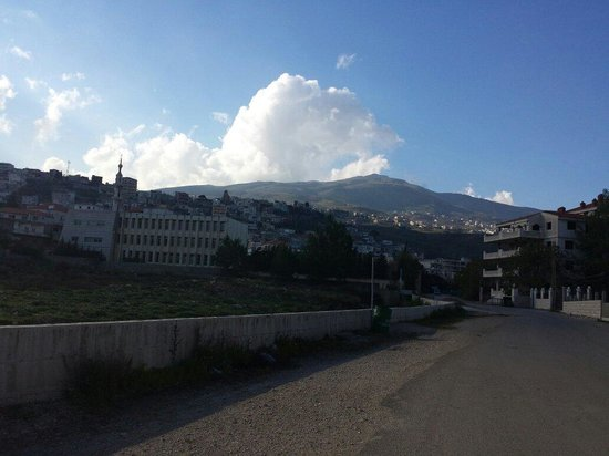Kafraiya, Λίβανος: قب الياس