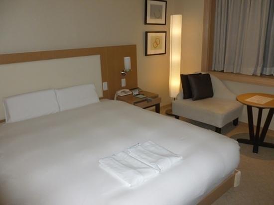 Keikyu EX Inn Shinagawa Ekimae : room on 27th floor