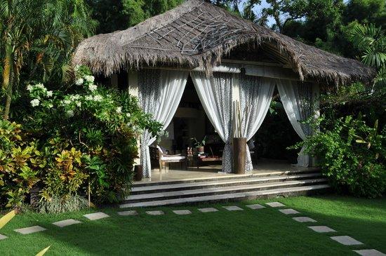 La Villa Mathis : Villa des Rizières