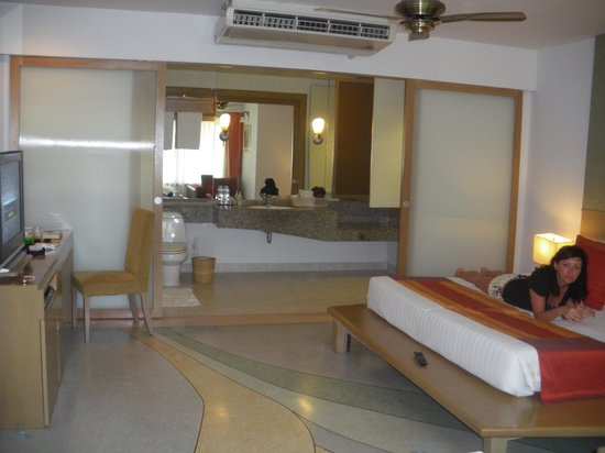 Pakasai Resort : l'intérieur de la chambre