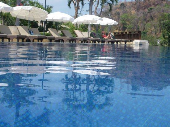 Pakasai Resort : la piscine