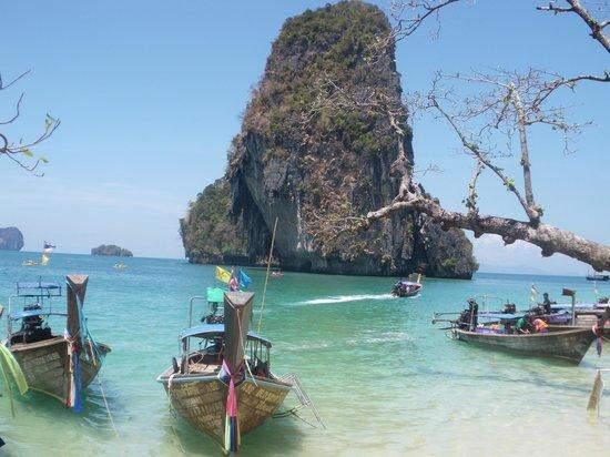 Pakasai Resort : phra nang beach