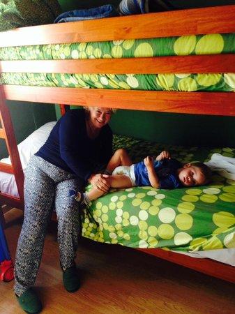 Casitas del Cardon: вторая спальня