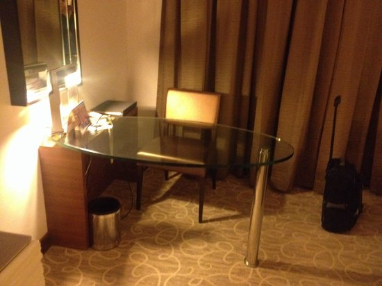 Grand Hyatt Amman : Desk - study area