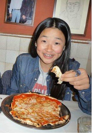 Pizzeria da Baffetto : Pizzas muy buenas