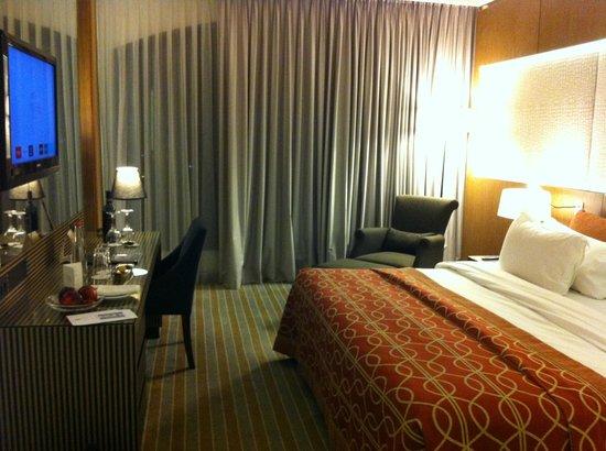 Dan Jerusalem Hotel: Room 604