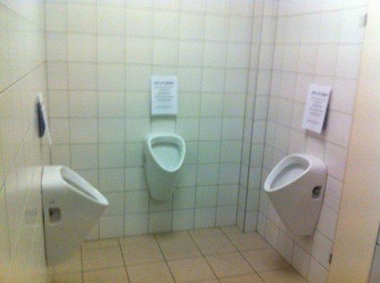 The Star Inn Hotel Graz: Noch immer defekt