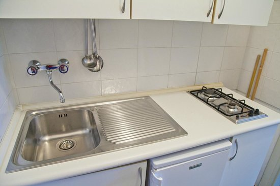 Residence Casabianca: Cucina