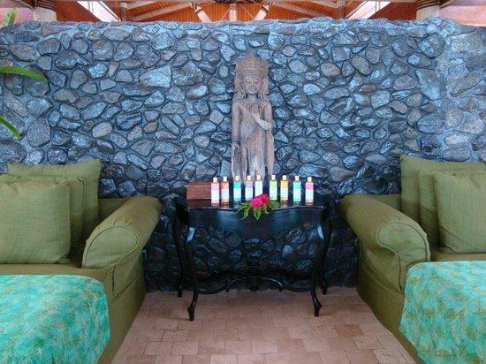 Namale Resort & Spa: Spa Resting Area