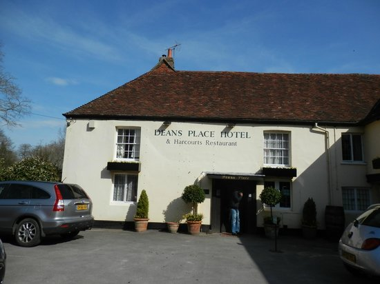 Deans Place, Country Hotel and Restaurant: Deans Place