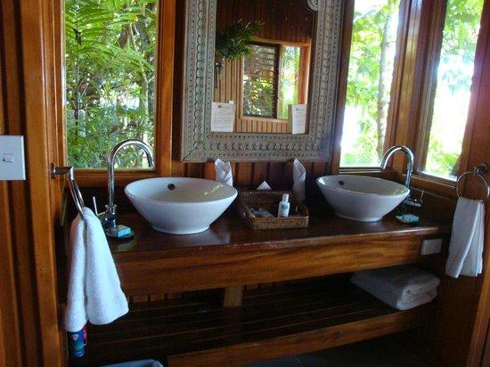 Namale Resort & Spa : Room Bathroom