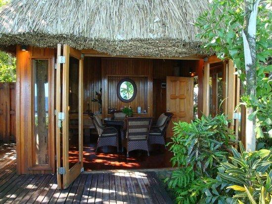 Namale Resort & Spa : Dining Room
