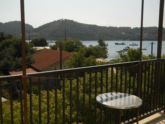 Hotel Alkyon: panorama camera