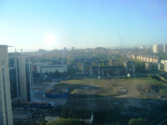 The Big Sleep Hotel Cardiff by Compass Hospitality: View from the room