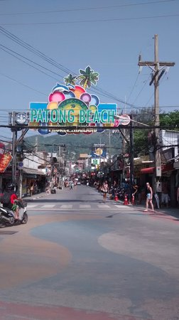 Amari Phuket: Bangla road Patong