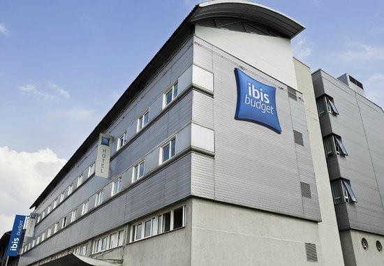 Ibis Budget Paris Porte de Pantin : Exterior