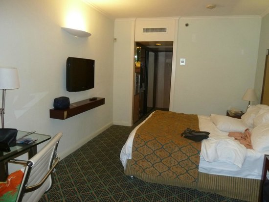 Renaissance Tel Aviv Hotel: notre chambre