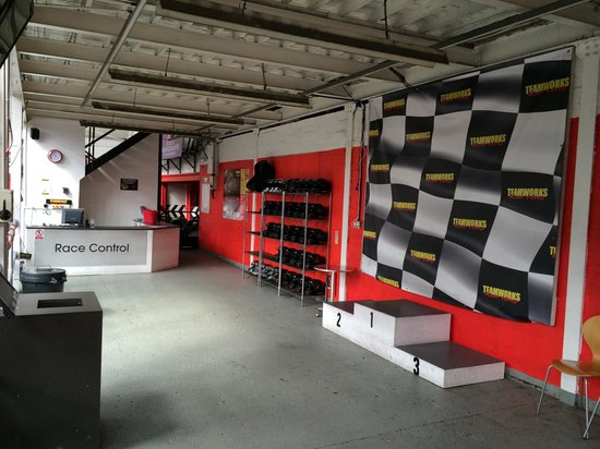 Teamworks Karting Halesowen