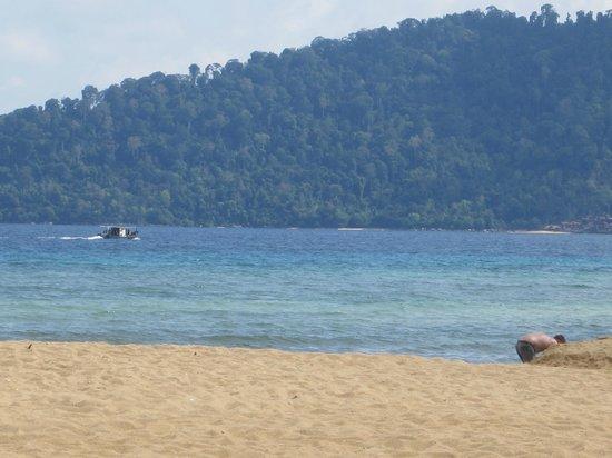 Berjaya Tioman Resort - Malaysia: View from room