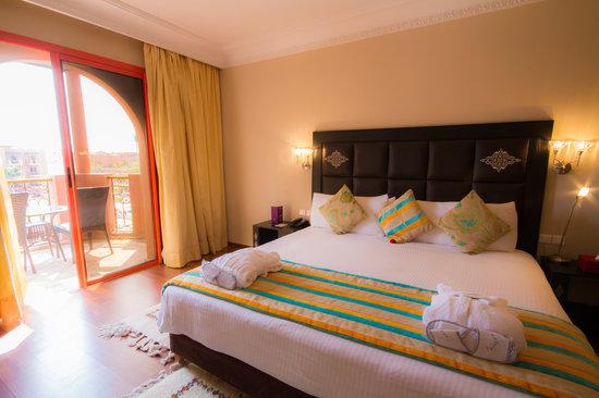 فندق وسبا بالم بلازا مراكش: Hébergement