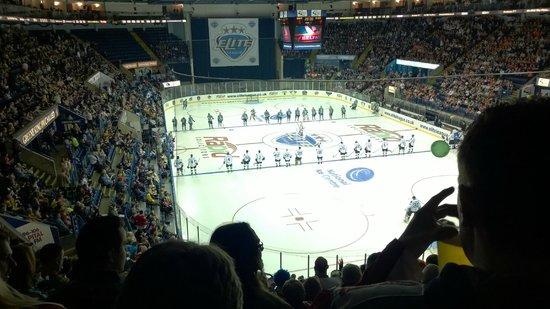Motorpoint Arena Nottingham: Center Ice