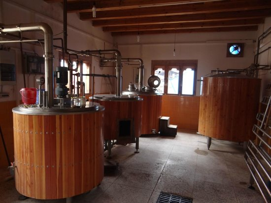 Bumthang, Bhutan: Brewery