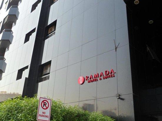Ramada Hotel and Suites Ajman: Внешний вид отеля