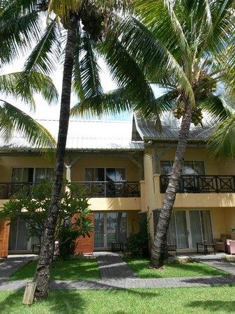 Preskil Beach Resort: honeymoon room