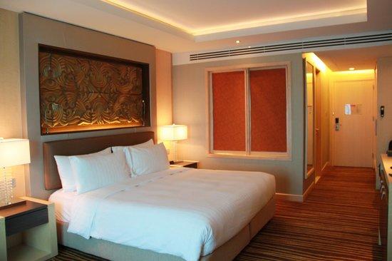 Amari Watergate Bangkok: Room view