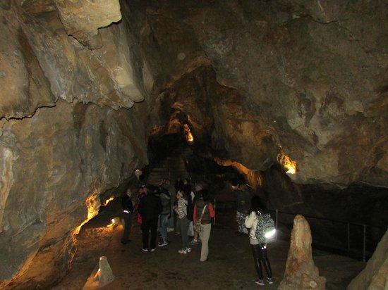 Crystal Cave: The Ballroom