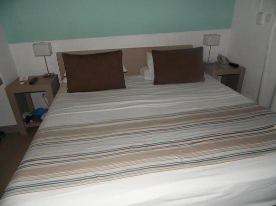 Récif Attitude : the bed